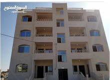 4 rooms  apartment for sale in Ajloun city A'anjara