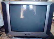 تليفزيون جولدى بالريموت 21 بوصة بحالة ممتازة