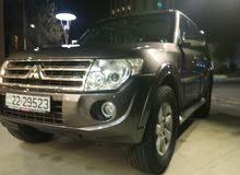 باجيرو 2012 3800 ترخيص منخفض
