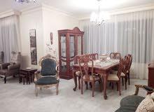 شقة سوبر ديلوكس مساحة 220 م² - في ام اذينة للايجار مفروشة