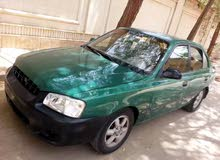 Used condition Hyundai Accent 2000 with 10,000 - 19,999 km mileage