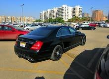 Automatic Mercedes Benz 2013 for rent