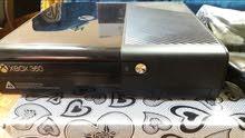اكسبوكس 360 xbox نظيف جدا مستعمل للبيع +جوستكات عدد اثنين للجادين فقط
