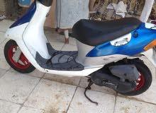 Kawasaki motorbike made in 2013