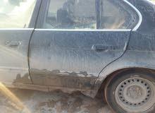 Gasoline Fuel/Power   BMW 520 1995