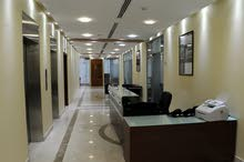 مكاتب للايجار في العليا