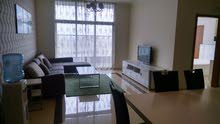2 BR FF Apartment With   Sea View  in Amwaj Island For Rent