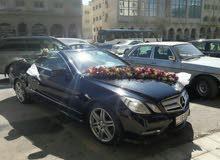 احجز مرسيدس Clk 2009 كشف للأعراس والفترات