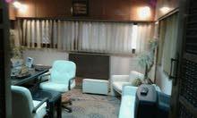 مكتب للايجار مفروش بشارع فيصل الرئيسي