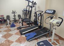 أجهزة رياضية للتمارين للبيع