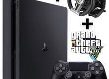 PS4+ العاب + ستيرنق