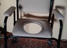 chaise de toilette