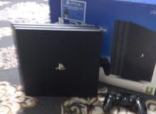 PS4 PRO  بحالة الوكالة