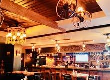 مطعم سياحي 3 نجوم للبيع في عبدون بسعر مغري جدا