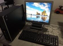 بيسي دراسة v7screen/hp cpu