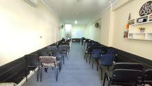 مقر إدارى للإيجار فى سيدى جابر. يصلح لكافة الأنشطة والخدمات  مساحة 155 الدور الأول