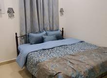 سرير  جديد مع ماترس بغلافه    استعمال خفيف  جداا