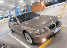 (خليجي) BMW 740LI للبيع نظيفة جدا