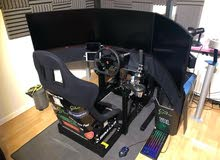 Full Motion Racing Simulator Complete Packages for sale