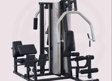 4 station gym machine