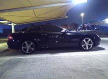 Mercedes SL 500 in Abu Dhabi