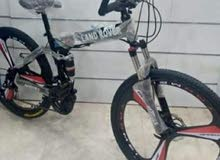 Foldable bicycle 26 and 24 size new model fix