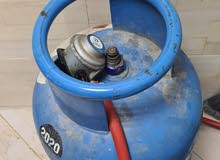 cylinder Gas with reguliter