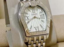 ساعة AIGNER تقليد درجة أولى مستخدمة ولكن نظيفة شغالة 100٪