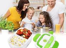 نعرض عليكم ولأول مرة علبة تسخين الطعام الكهربائية  porte manger