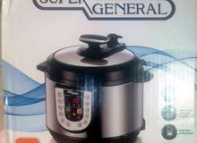 new Super General  ELECTRIC DIGITAL pressure cooker