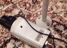 اتنين كاميرات مراقبة عالية جوده صنع يابان