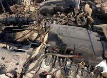 قطع غيار السيارات الامريكيه محركات جيرات فورويلات مع تركيب او توصيل جمله ومفرق