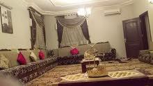 منزل نظام دوبلكس+شقتين في الليثي بنغازي الجديدة