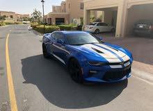 Camaro SS (Special order) GCC Specs 2017 Hyper Blue / Silver