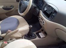 Hyundai Accent 2009 For sale - Blue color