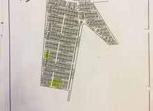 قطعتين ارض في السيدة عائشة مخطط المهندسين شهادة عقارية قطعية و إفادة حديثة من السجل العقاري