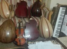 آلات موسيقية للبيع باسعار مميزه جديده،،