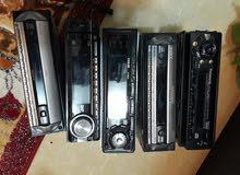 5 قطع مسجل CD شغالات للبيع