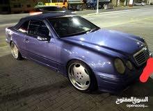مرسيدس CLK 2000