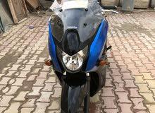 Used Honda motorbike up for sale in Baghdad