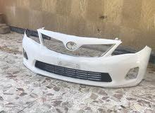 دعامية امامية سيارة كورلا2013