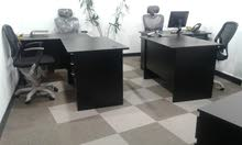 furnished office  located in one of the best commercial towers in Kuwait City