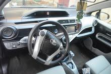 بريوس سي 2012 لون اسود 1500CC بسعر مغري جدا