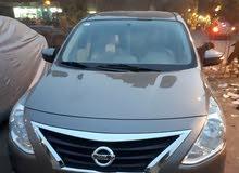 سيارة نيسان صني الفئة الثانية موديل 2018 للبيع قسط