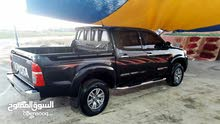 Black Toyota Hilux 2013 for rent