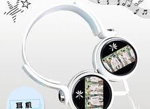 سماعات هيدفونز اكسو جديدة كليا Exo kpop headphone