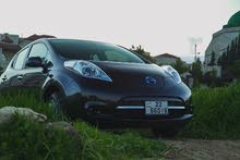 Nissan Leaf car for sale 2015 in Amman city