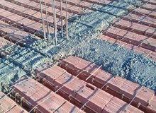 البناء في جميع المجلات سعر متر المربع دلاة فقط 30دينار
