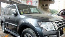 Mitsubishi Pajero 2016 for rent