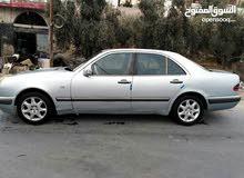 Used condition Mercedes Benz E 200 1999 with 0 km mileage